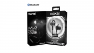 Audífonos In Ear Bluetooth Halo Negro Maxell