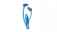 Audífonos, fonos, phones, In Ear, inear, Flat, T110, azul, blue, JBL,Microplay