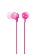 Audífono In-Ear Mdrex15Lppic Pink Sony