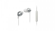 Audífonos In Ear SHE3855 Silver Philips