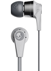 Audifono INKD 2.0 Supreme Sound Gray/Chrome Skullcandy