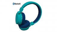 Audífonos Over Ear Kids Bluetooth Safe Navy Maxell