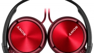 Audifono Over Ear Rojo Sony