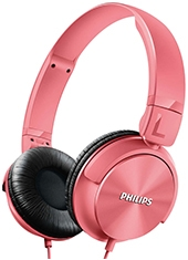 Audifono DJ Rosado SHL3060 Philips