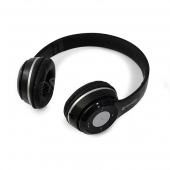 Audifonos, Bluetooth, Over, Ear, Con Radio, Radio, Over-Ear, Negro, Black, Monster,