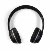 Audifonos Bluetooth Over Ear Con Radio Negro Monster