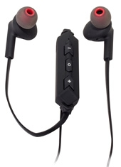 Audífonos In Ear Bluetooth PR68 Negro Philco
