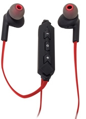 Audífonos In Ear Bluetooth PR68 Rojo Philco