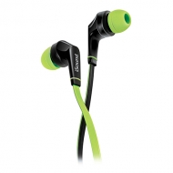 Audífonos In Ear EM-55 Verde iSound