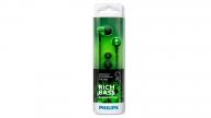 Audífonos In Ear SHE3900 Verdes Philips