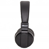 Audífonos, audífono, fonos, headphones, phones, Over Ear, overear, Bluetooth, MG509, Negro, black, Billboard