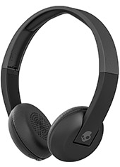 Audifonos Over Ear Bluetooth Uproar Black / Gray Skullcandy