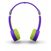 Audífonos, fonos, phone, headphones, Over Ear, overear, Kidz, kids, purple, púrpura, purpura, Maxell