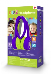 Audífonos Over Ear Kidz Purple Maxell