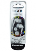 Audífonos In Ear Ergo Fit Blanco Panasonic
