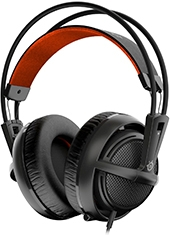 Audífonos Siberia 200 Black SteelSeries