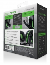Audifonos Gamer XBOX One Grx-440 DreamGear