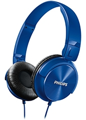 Audifono DJ Azul SHL3060 Philips