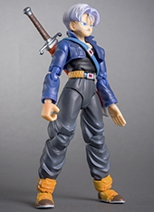 Figura Dragon Ball Z Trunks Premium S.H. Figuarts Bandai