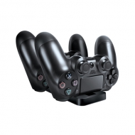Base Cargador Dual Power Dock PS4 DreamGEAR
