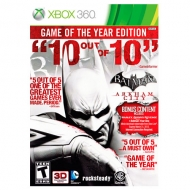 Batman Arkham City GOTY 3D Xbox 360