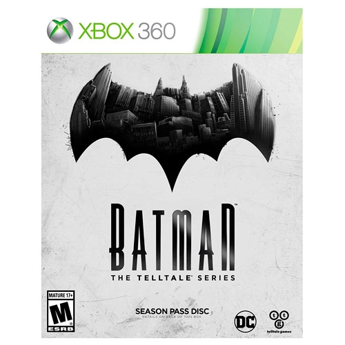 Batman The Telltale Series Xbox 360