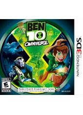 Ben 10 Omniverse The Video Game 3DS