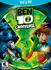 Ben 10 Omniverse The Video Game Wii U