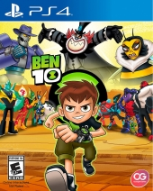 Ben 10, ben10, ben tennyson, PS4, play4, play 4, playstation4, playststion 4, ps 4