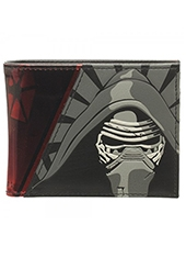 Billetera Star Wars Episodio VII Kylo Ren Bi-Fold