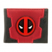 billetera, marvel, deadpool, boxed, wallet