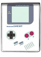 Billetera Nintendo Game Boy Bi Fold