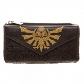 Billetera, wallet, Nintendo, The Legend of Zelda, zelda, TLOZ, triforce, trifuerza, link, Flap