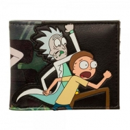 Billetera Rick And Morty Pu Bifold