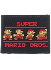 Billetera Nintendo Super Mario Bros. Bi-Fold