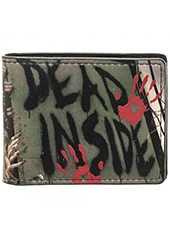 Billetera The Walking Dead Dead Inside Bi-Fold