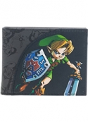 Billetera Nintendo The Legend Of Zelda Majoras Mask Bi-Fold