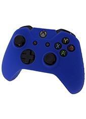 Case Controller Silicone Grip Blue Xbox One