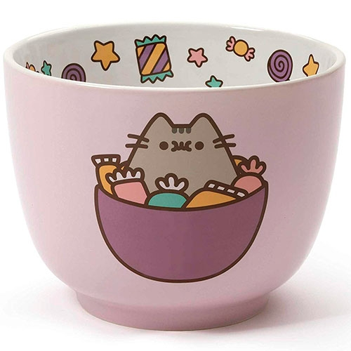 Bowl Pusheen The Cat Large Candy