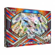 Box Cartas Pokemon Lycanroc GX TCG