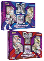 Box Cartas Pokemon Mega Mewtwo X / Y Collection TCG