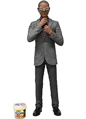 "Figura Breaking Bad 6"" Gus Fring Mezco Toys"