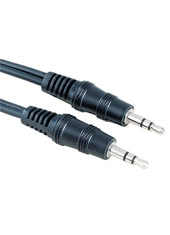 Cable de Audio 3.5 a 3.5 mm 2 mts. Green-E
