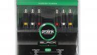 Cable Audio Video Rca 3m Prolink