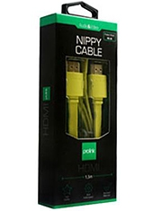 Cable Flat HDMI 1.8Mts Amarillo Prolink