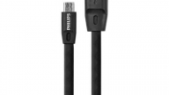 Cable Micro Usb 1.2 Mts Black Philips