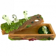 Caja Tree Spirit Kodama Princess Mononoke