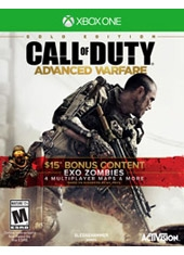 Call of Duty Advanced Warfare Gold Edition Xbox One