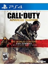 Call of Duty Advanced Warfare Gold Edition PS4