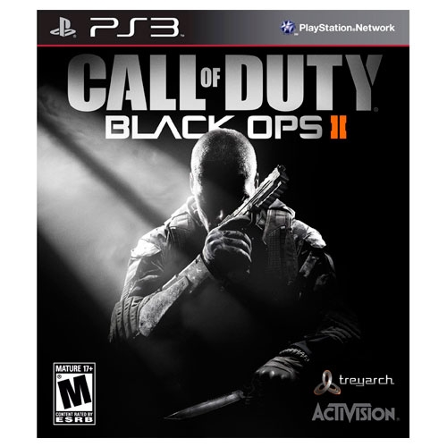 Call of Duty Black Ops 2 Ingles PS3
